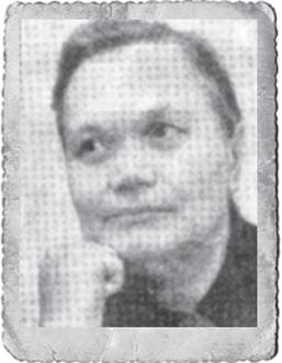 Антонина Сергеевна Андрианова