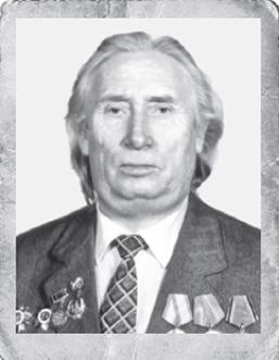 Павел Яковлевич Машканцев